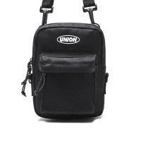 UNION SUPER MESH CROSS BAG - BLACK_(1371764)