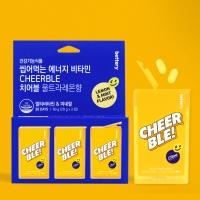 치어블 울트라레몬향 고려은단 멀티비타민 미네랄 1개월분 (베러리)