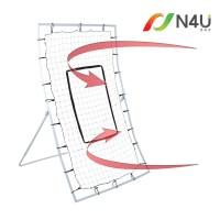 엔포유 야구 리바운드 네트 N4U-BR1 피치백 리턴 피칭