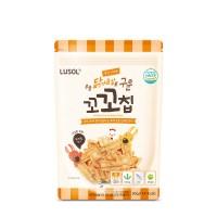 루솔 닭가슴살로 구운 꼬꼬칩 4팩_(1577010)