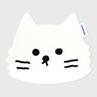 Awesome cat-white(마우스패드)_(1632504)