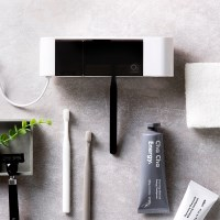 메디슨 오투케어 칫솔걸이 가정용 살균기 면도기 칫솔건조기 벽걸이