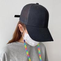 형광 컬러 네온 아크릴 체인 마스크목걸이 패션안경줄 스트랩