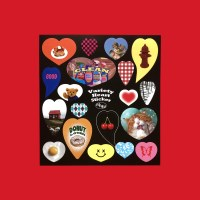 Variety Heart Sticker