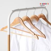 한샘 튼튼한 원목옷걸이(30P)