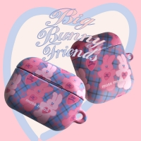 [뮤즈무드] big bunny airpods case (하드에어팟케이스)
