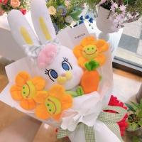 당근 리코 인형 꽃다발