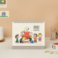 [Peanuts] 2021 데스크 캘린더_스누피