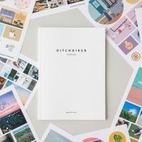 HITCHHIKER sticker book