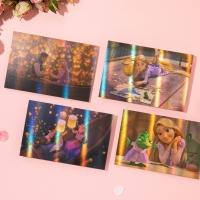 [디즈니] 홀로그램 엽서_라푼젤