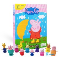 My Busy Books : Peppa Pig 피규어북