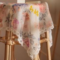핑크로즈 텐셀 테이블매트