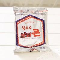 브이콘 50g 10개 옛날과자 추억의 간식 옥수수과자_(2734382)