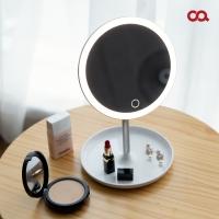 오아 LED 써클 조명 책상 테이블 메이크업 화장거울