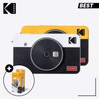 코닥 포토프린터 즉석카메라 미니샷 2 레트로 C210R + 90매 번들