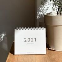 2021 더베이직 캘린더 M