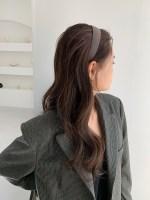 [바로배송] 3cm 데일리 매트 헤어밴드 7colors / 머리띠 민자머리띠
