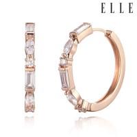 14K 엣지 원터치 귀걸이 (gold pin) ELGPEE324_(1046154)