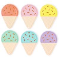 아이스크림 파티 플레이트 (8개)