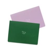 [2021날짜형]21 Monthly planner_green,lilac