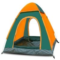 순간 설치 완전 자동 접이 텐트 차박 비박 캠핑 2-3인