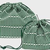 Miller Green Plump Pouch