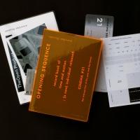 [B cut] 2021 오프닝 시퀀스 다이어리 (날짜형)