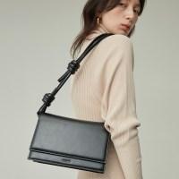 brick rope bag _ black
