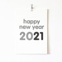 2021 WALL CALENDAR A3
