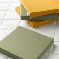 [1+1]그리너리 메모리폼 사각 방석(5cm)