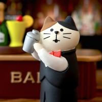 데꼴 2020 고양이 BAR 피규어 바텐더고양이