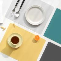 팔레트 실리콘 테이블매트 4color