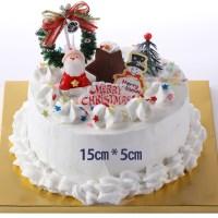 나만의 크리스마스 케익 만들기 (1호 사이즈)