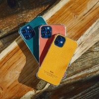 3795 레더스킨+범퍼케이스(아이폰 12 시리즈)