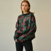 Rosie Blend Knit Sweater_Black_(450764)