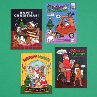 아르디움 크리스마스 카드 ver.3_(2892212)