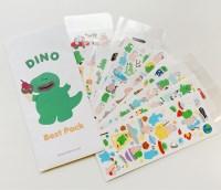 [룸룸] 공룡 스티커 인기팩