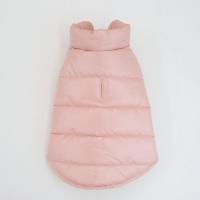 Glossy reversible padding _ pink