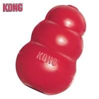 콩 클래식 장난감 강아지장난감 RED 중(T2)_(597912)