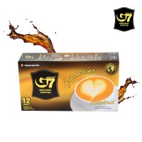 G7 카푸치노 헤이즐넛 12T 베트남 커피믹스 수출용