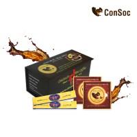 콘삭 페이퍼필터 커피 아라비카 70% + 로부스타 30% 10g