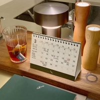 2021 Digging Desk Calendar 디깅 탁상 달력