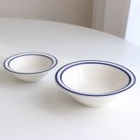 시라쿠스 라인 찬기 그릇 디저트 접시