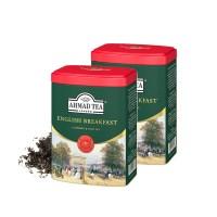 아마드 잉글리쉬 블랙퍼스트 100g(잎차)(캔) 2개 세트_(1303572)