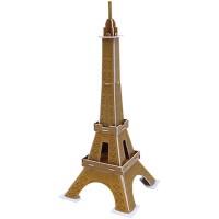 20피스 우드락 입체퍼즐 - 에펠탑 (미니)