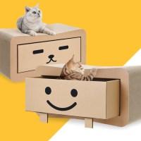 [펫파운드] 포캣(for-cat)스크래쳐_스마일