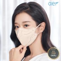 aer[공식판매원] 아에르 프로 컬러마스크 베이지 10매