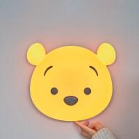 [디즈니 정품]썸썸 벽 무드 조명 푸