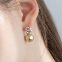 chewisty ball earrings