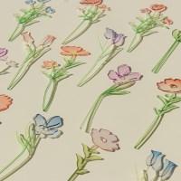 [studio riposo] 아크릴 플라워 acrylic flower M
